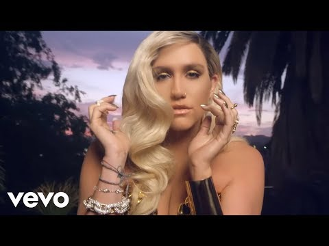 Ke$ha feat. Will.i.am – Crazy Kids