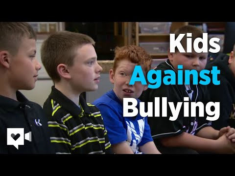 5th Graders' Reaction to Bullying Will Melt Your Heart