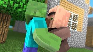 Video Villager Life - Top Minecraft Animations MP3, 3GP, MP4, WEBM, AVI, FLV Oktober 2018