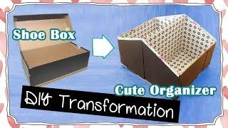 Video DIY Room Organization! Storage Idea Recycling Project | Sunny DIY MP3, 3GP, MP4, WEBM, AVI, FLV Oktober 2017