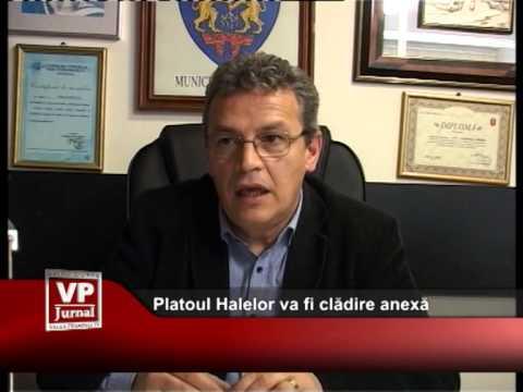 Platoul Halelor va fi clădire anexă