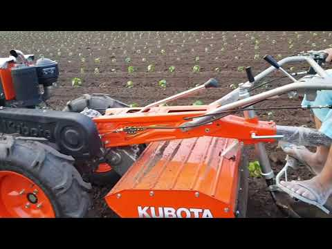 Kubota PEM140DI 13HP Power tiller