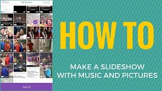 Video How to Make a Slideshow With Music and Pictures MP3, 3GP, MP4, WEBM, AVI, FLV Mei 2019