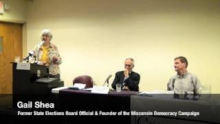 Middleton (WI) United States  city photo : Campaign Finance Reform Public Forum in Middleton, WI (Part 3)