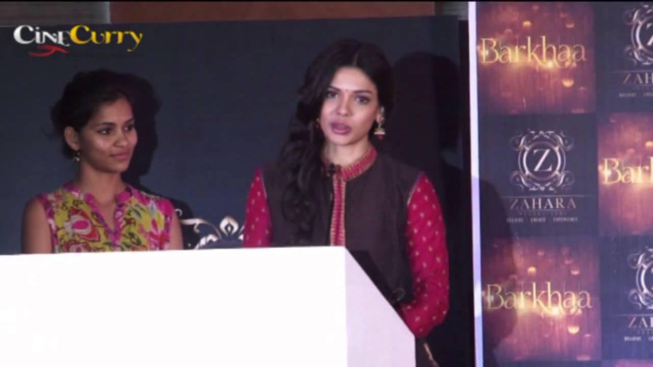 'Barkha' Launch│ Sonu Nigam, Sara Loren, Taaha Shah