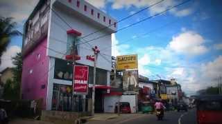 Ratnapura Sri Lanka  city images : A drive through Ratnapura City [HD]