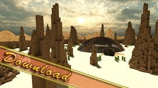 1000 Subscriber Special - New Map Download - Hidden Dreams, The underground World ( By Jeracraft )