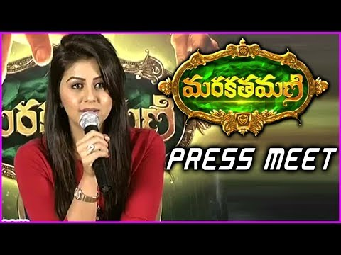 Nikki Galrani Latest Interview About Marakathamani Telugu Movie | Aadi Pinisetty