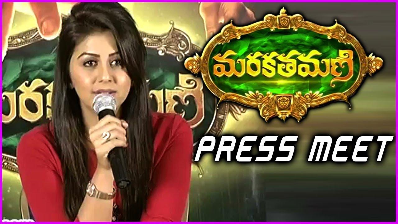 Nikki Galrani Latest Interview About Marakathamani Telugu Movie | Aadi Pinisetty