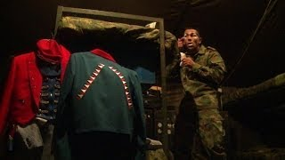 Colombian army runs mobile circus to promote peace