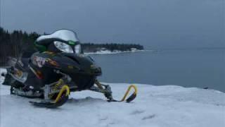 5. Arctic Cat F5 SnoPro Drive-By #2