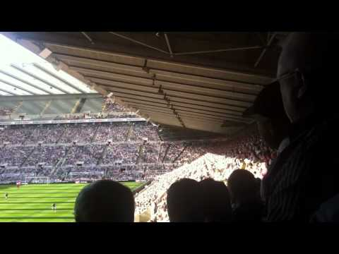 Toon Toon - Black N White Army Video - Newcastle United Best Fans In World