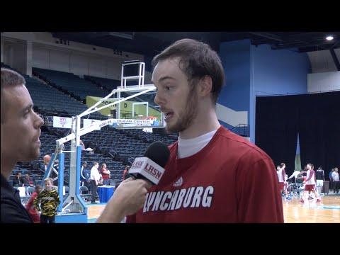 Zack Burnett, Alex Graves Postgame vs LaGrange College