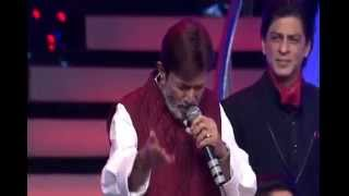 Rajesh Khanna Hit Dialogue Daag Movie 39 Year After In Apsara Awards 2012