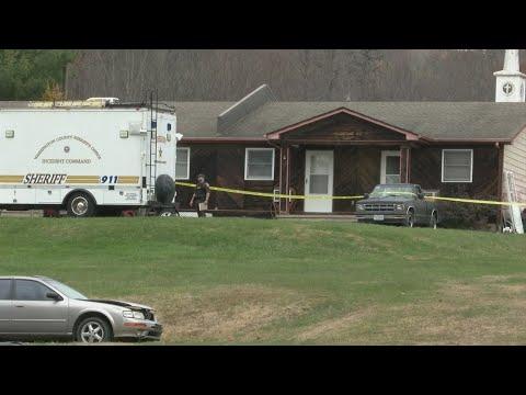 Video Deputies investigating homicide in Washington County, Va.; victim identified download in MP3, 3GP, MP4, WEBM, AVI, FLV January 2017