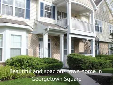 CONDO for SALE: 1143 Georgetown Way, Vernon Hills IL 60061