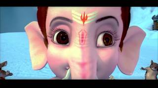 Bal Ganesh - Part 5 Of 10 - Popular Animated Movie for Kids