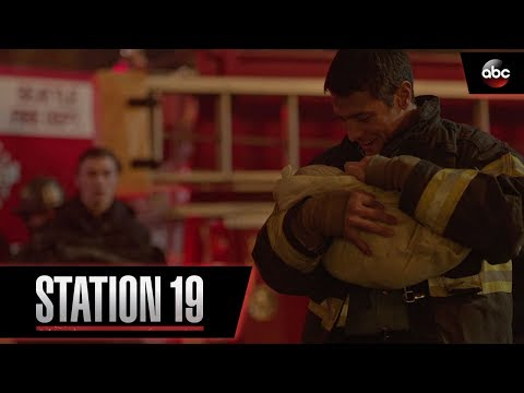 Intense Rescue - Station 19 Season 1 Episode 7