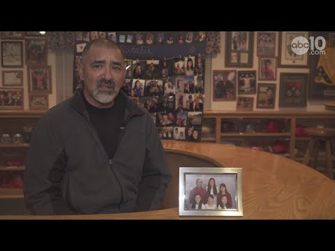 Extended Interview: Davis Police Officer Natalie Corona's father shares memories of his daughter