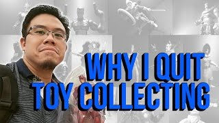 Video GeekOut Vlog: Why I Quit Toy Collecting MP3, 3GP, MP4, WEBM, AVI, FLV Juli 2018