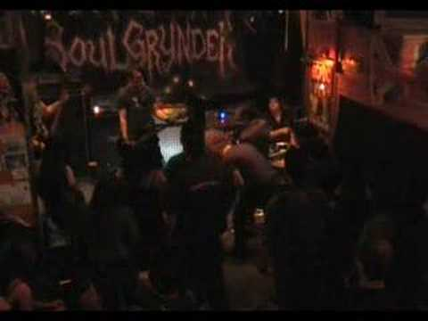 Soul Grynder - Death Is The Cure Live [22.03.08]
