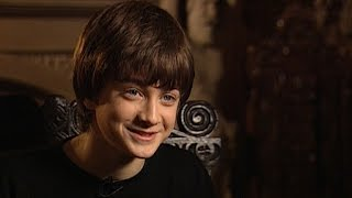 Happy Birthday, Harry Potter! Daniel Radcliffe Is Wickedly Adorable In This #TBT
