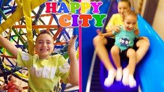 Video VLOG - FUN INDOOR à HAPPY CITY ! - Parc d'attraction couvert - 1/2 MP3, 3GP, MP4, WEBM, AVI, FLV Juli 2018
