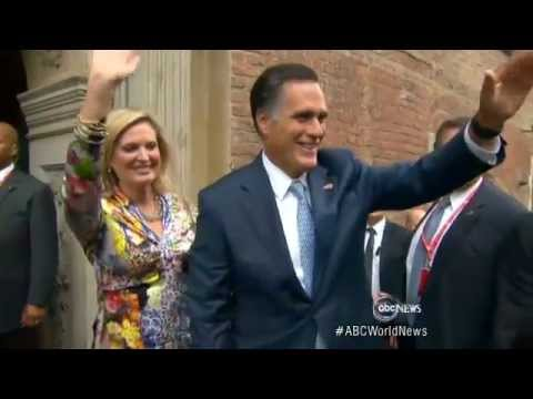 Mitt Romney's World Tour Ends With Another Gaffe