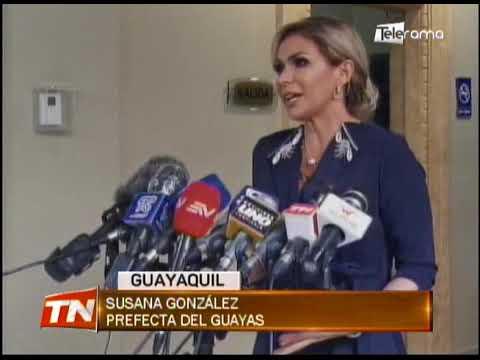 Susana González dirigió su primera sesión de consejo