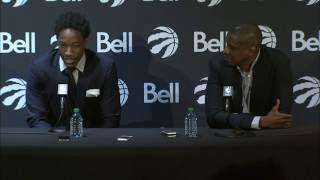 DeRozan: I am Toronto by Sportsnet Canada