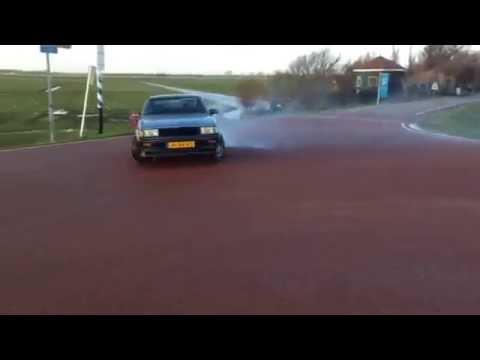 4age 20v - First road test after engine swap.