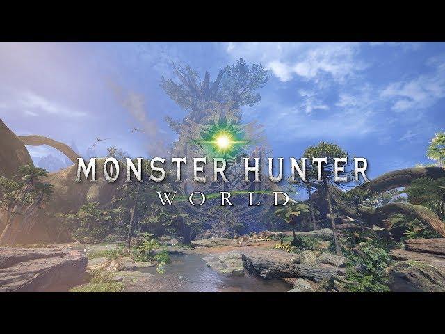 『モンスターハンター:ワールド』プロモーション映像①