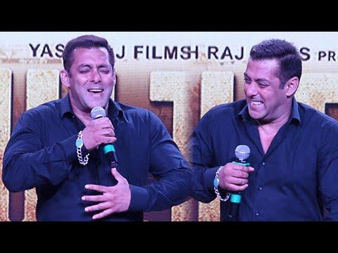 Salman Khan BEST MOMENTS From Sultan Trailer Launc