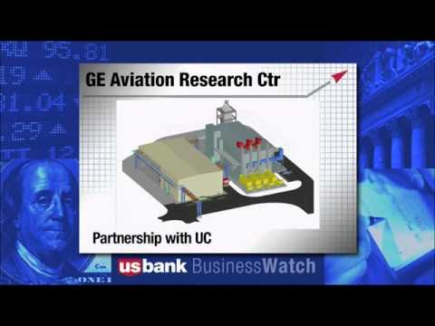 UC, GE Aviation to team on aerospace innovation