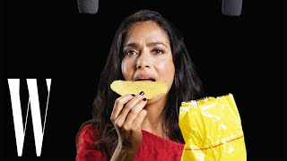 Video Salma Hayek Explores ASMR with Whispers, Tostadas, and a Paintbrush | W Magazine MP3, 3GP, MP4, WEBM, AVI, FLV Juni 2019