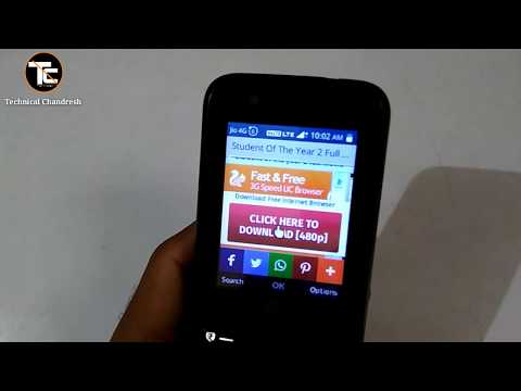 Jio phone new update today   Jio phone me movie kese download kare   How to download new movies
