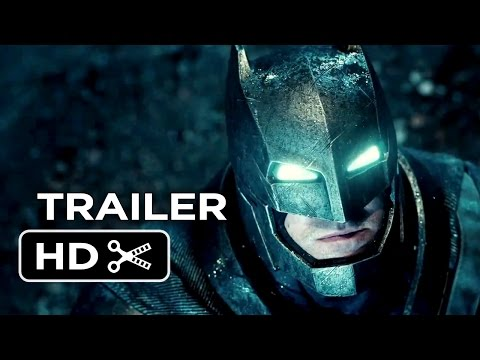 Batman v Superman: Dawn of Justice Official Teaser Trailer #1 (2016) – Ben Affleck Movie HD