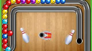 Extreme Bowling Zuma Free YouTube video