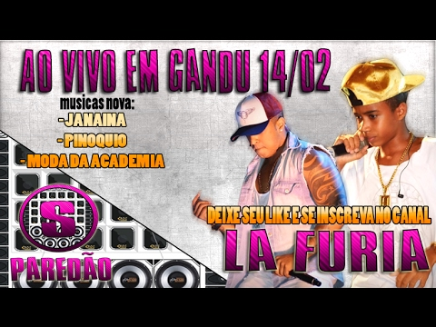 LA FÚRIA - FEVEREIRO 2004 2.0 - AO VIVO EM GANDU 14/02