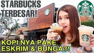 Video STARBUCKS TERBESAR SE-ASIA TENGGARA!! KOPINYA BEDA! MP3, 3GP, MP4, WEBM, AVI, FLV Juni 2019