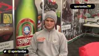 Luke Jones Talks Superbikes And Team Tsingtao