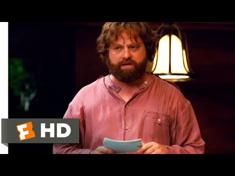 The Hangover Part II (2011) - Alan's Toast Scene (1/6) | Movieclips
