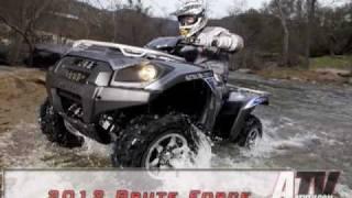 10. ATV Television - 2012 Kawasaki Brute Force 750 First Look