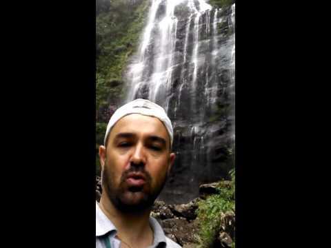 Cachoeira dos Borges em Mampituba - RS