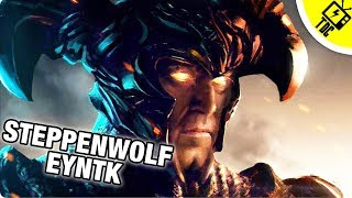 Video Justice League's Steppenwolf: Everything You Need to Know! (The Dan Cave w/ Dan Casey) MP3, 3GP, MP4, WEBM, AVI, FLV Juli 2018