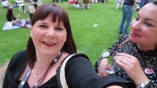 Gin Festivals are really popular and here you can see why.  The Gin Festival tours the country and comes to Gloucester in June.