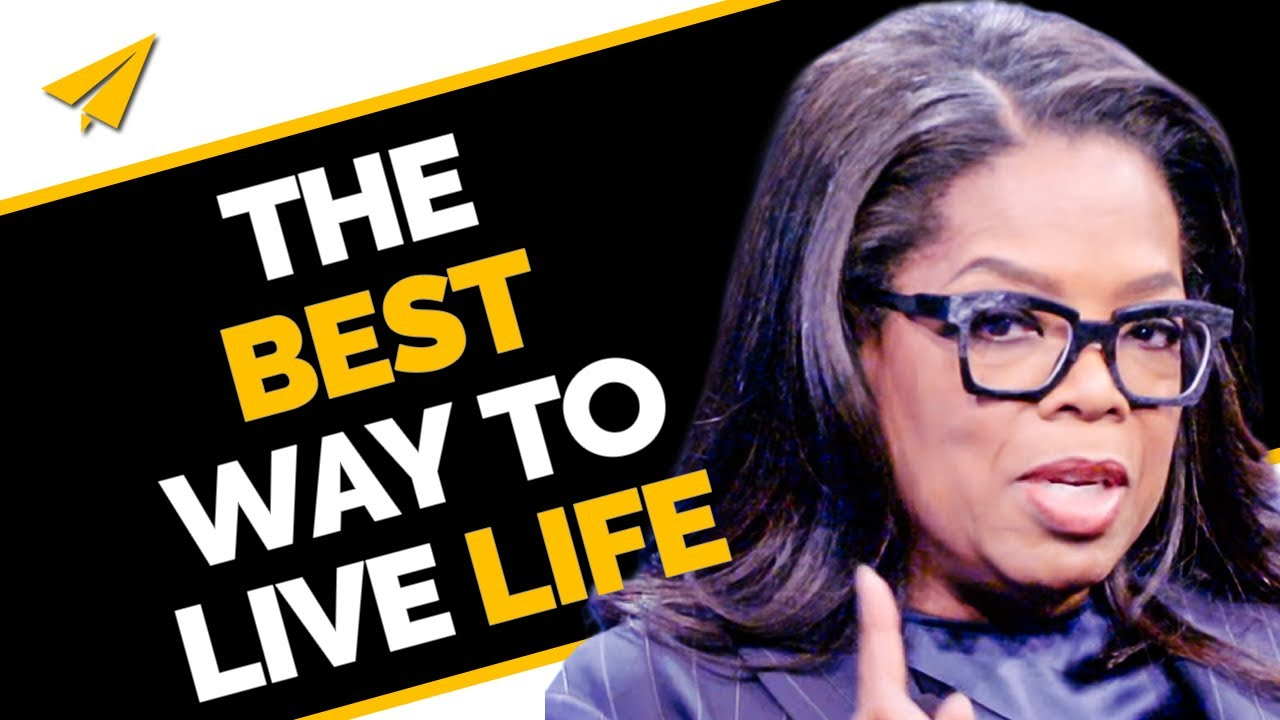 Oprah Winfrey's Top 10 Rules For Business and Success