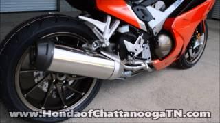 10. 2014 VFR800 Interceptor For Sale - Honda of Chattanooga TN GA AL V4 Sport Bike