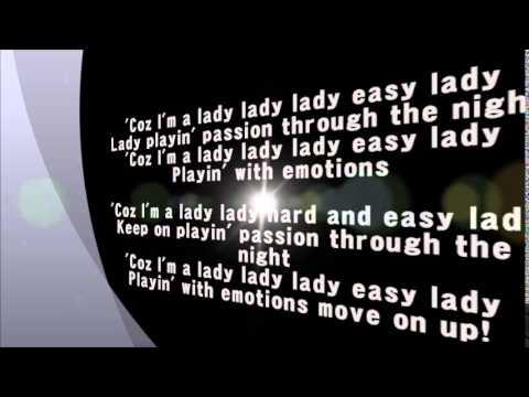 Spagna - Easy Lady [Testo]