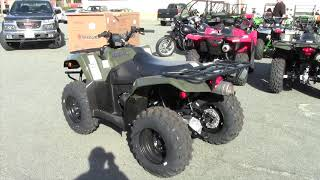 1. 2019 Suzuki King Quad 400 ASI